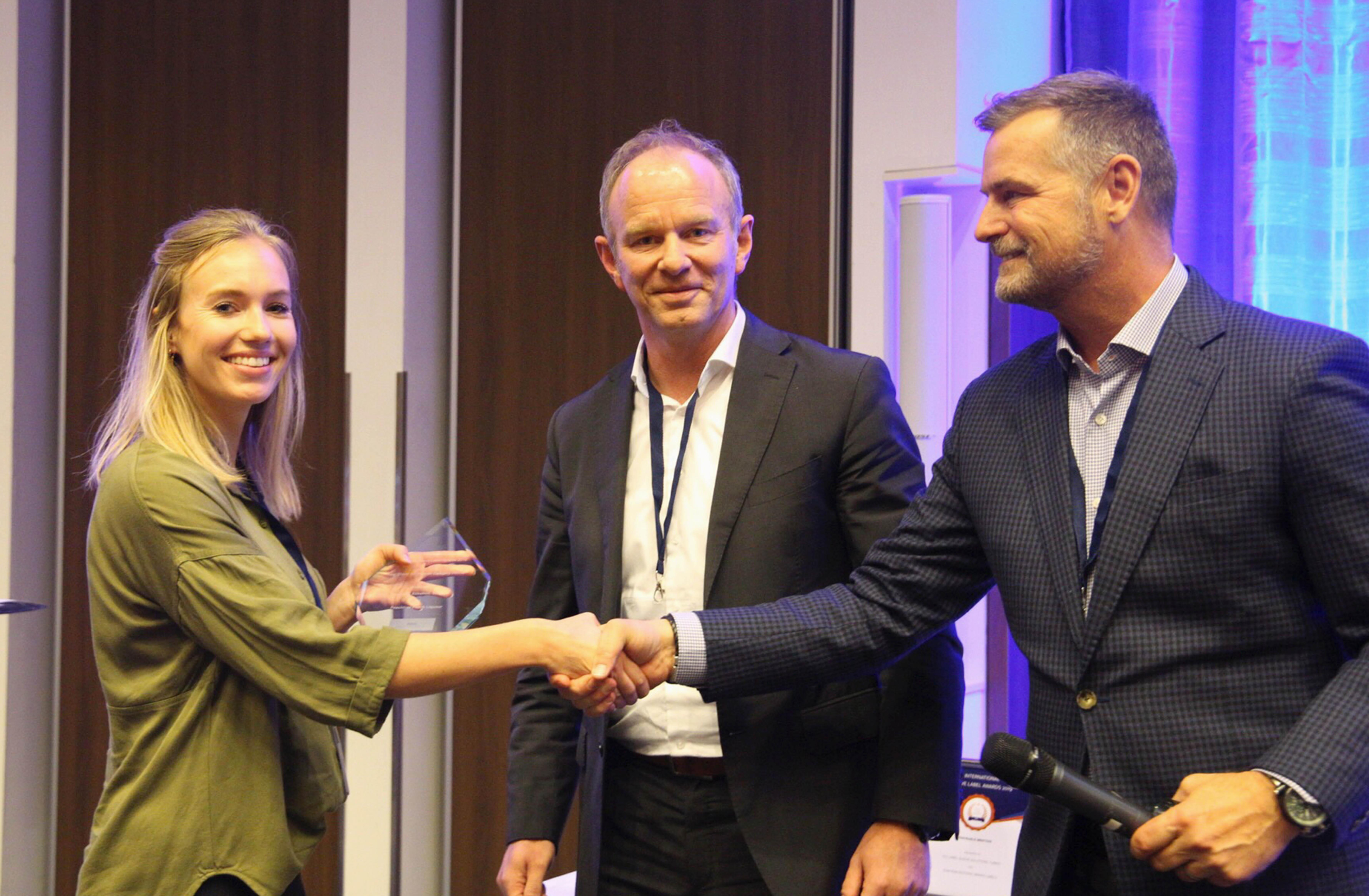 Sleeve Label Awards - Reynders & De Kuyper presentation